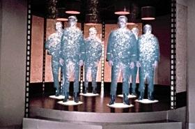 Star Trek animation